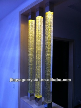 Decorative Glass Pillars For Home Decoration Buy Decorative Glass