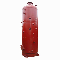 Water Tube Industrial Vertical Steam Coal Fired Small Boiler