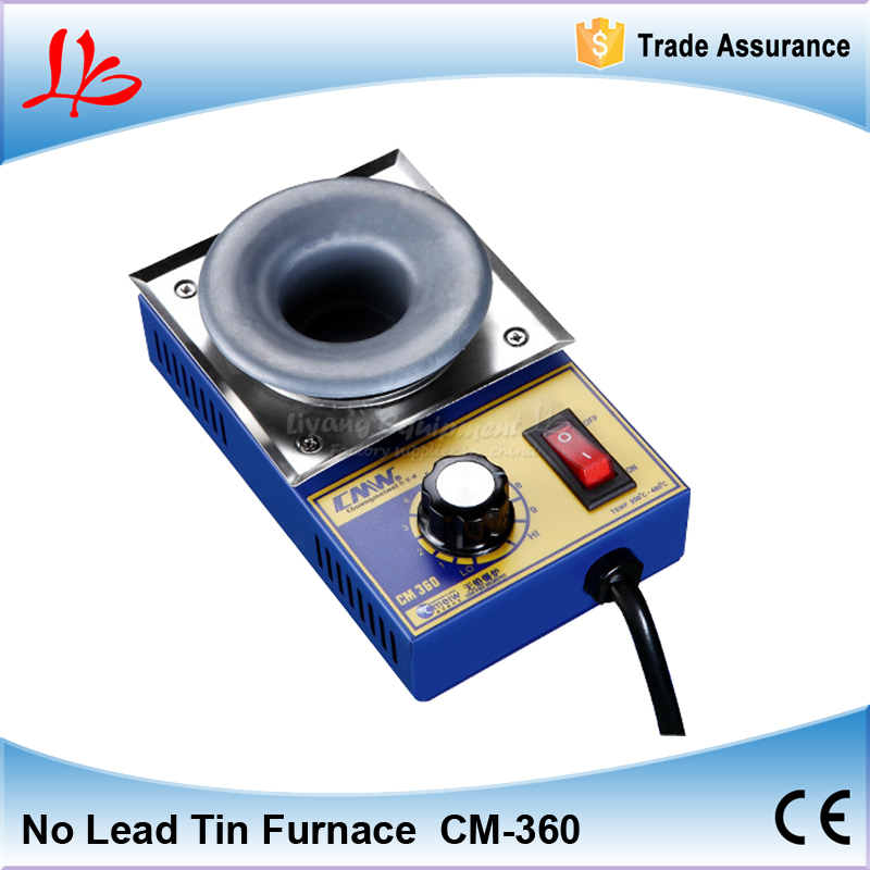 mobile phone desoldering soldering infrared lead-free small pot, soldering furnace/ tin leaching furnace