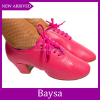 High quality latin salsa dance shoes manufacturer ballroom latin dance shoes BE002