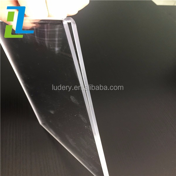 2mm 3mm 5mm 6mm 8mm Clear Acrylic Sheets Crystal PMMA Sheets Cut to Size
