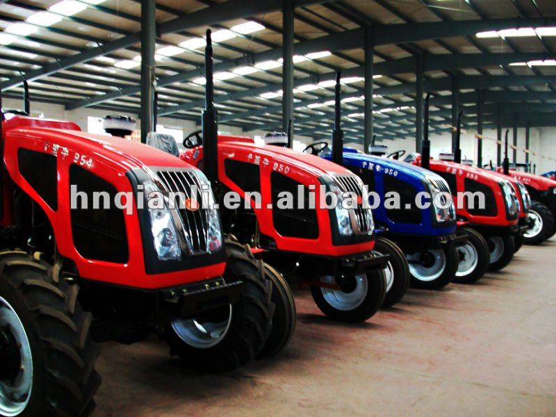 Search for big tractor distributor in Africa