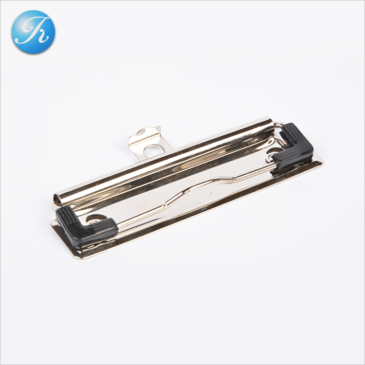 Cheap price 2 holes 100mm metal drawing board clips
