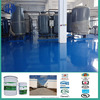 chemical factory concrete floor coating