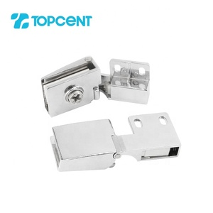 Zinc alloy mepla heavy duty glass door clamp hinge