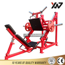 Commerical Indoor Hammer Strength 45 Degree Leg Press Professional Exercise Fitness machine for sale