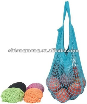 Reusable Tropical String Bags&cotton Mesh Shopping Bag(tm-cmb-001 ...