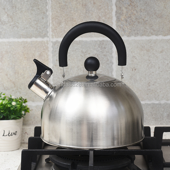 2.5L Enamel Kettle/Whistle Ketlte Whistle Teapot/Enamel Teapot