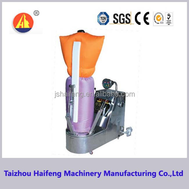apparel garment finisher/dry cleaning form finisher