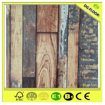 Villa Laminate Wood Floor Strong Wear Resistance Outside Wood