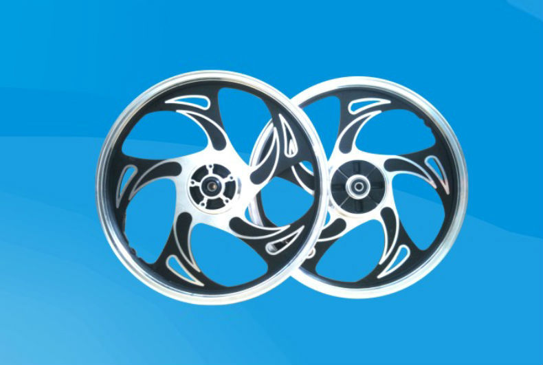 17 Inch Motorcycle Alloy Wheel From China Factory