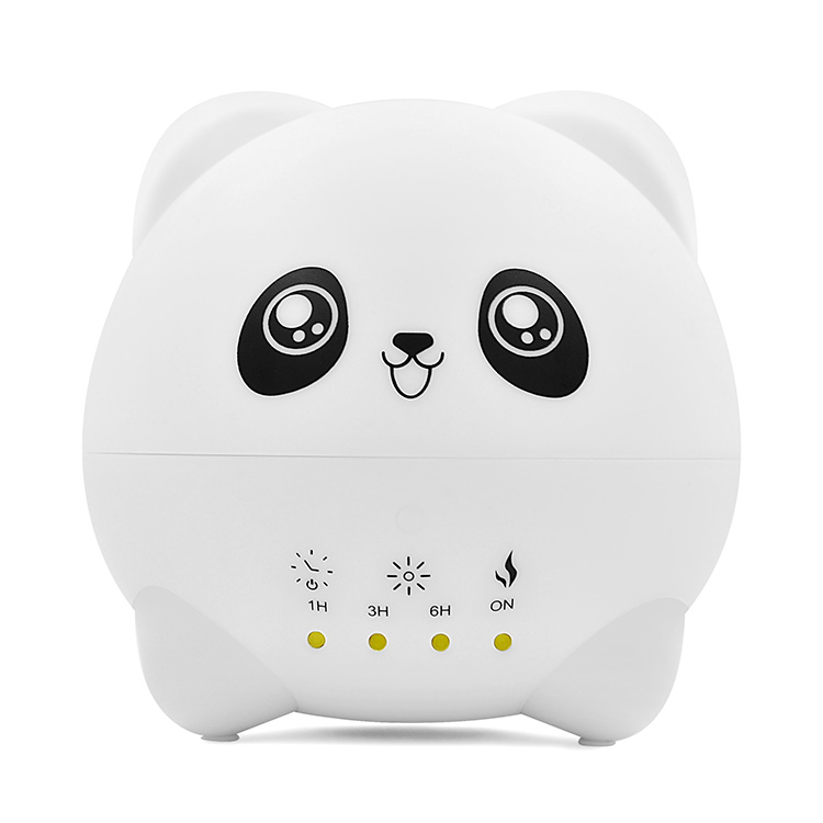 Top Rated Cartoon Aroma Diffuser Essential Oil Humidifier with Waterless Power Off Protection