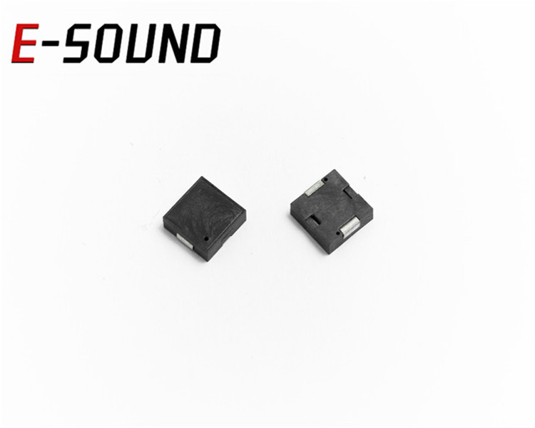 Factory supply best quality promotional 75dB 9*9*1.9mm small size and light quality SMD buzzer