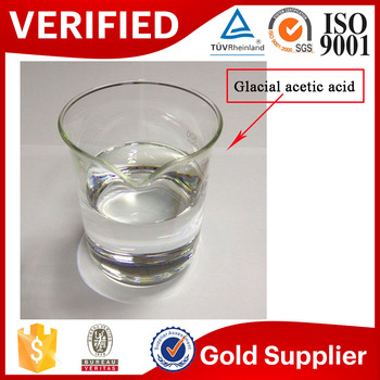 64-19-7 Sgs Approved Quality Glacial Acetic Acid