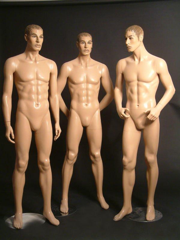 Photos de mannequins gay