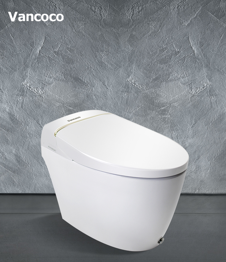 Vancoco Vcc33 Intelligent Smart Toilet Auto Cleaning For Female And Kids - Buy Chinese -1147