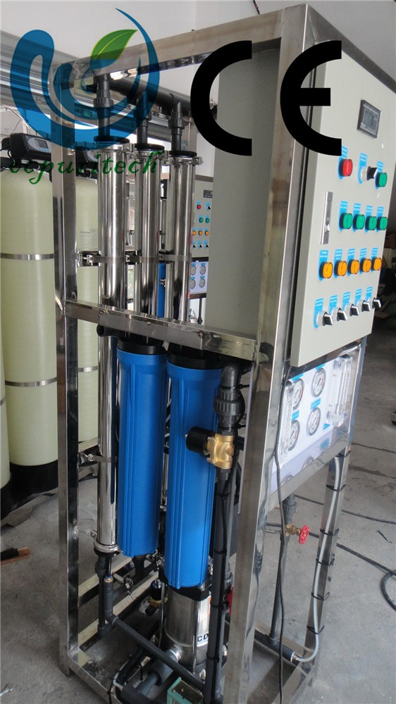 hot sale industrial RO water filter system for zone