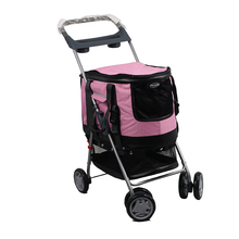 Wasbare Vouwen <span class=keywords><strong>Hond</strong></span> trolley voor Grote honden <span class=keywords><strong>hond</strong></span> <span class=keywords><strong>wandelwagen</strong></span>