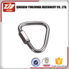 stainless steel quick link or carbon steel quick link delta link