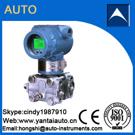 AUTO 3051DP Wide range and anti-corrosion Smart Differential Pressure Transmitter