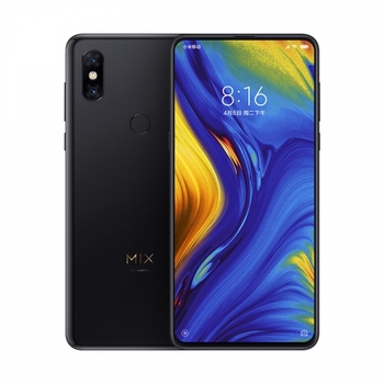 Drop shipping xiaomi mi mix 3 snapdragon 845 8gb ram full screen slider android mobile cellphone