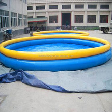 Largest inflatable pool,adult size inflatable pool