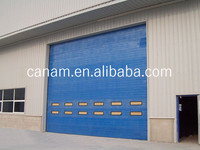 Automatic Sectional Garage Door Panel Price Used Garage Doors Sale