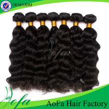 Grade AAAAA unprocessed seldom shedding 100% virgin remy asian women hair entensions