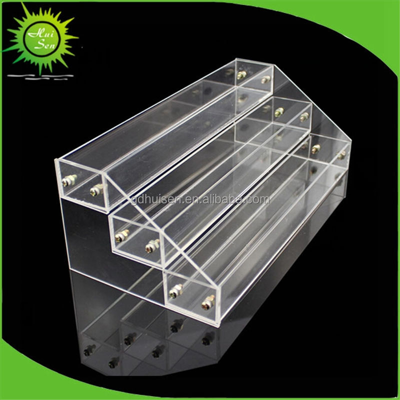 Nail Polish Organizer Display Rack Makeup Holder Stand Bottles Storage