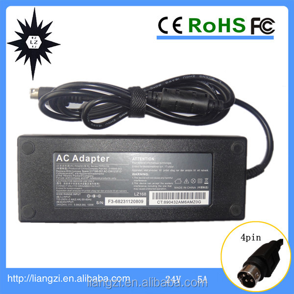 24v 5a ac power adapter X830
