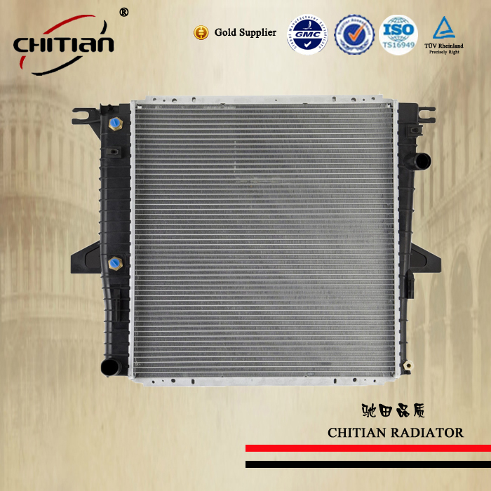 China Auto Radiator Pa66 Gf30 For Toyota Or Ford /pa66-gf35