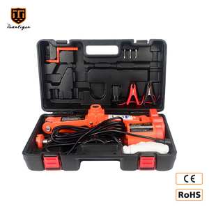Low Price Of t automatic hydraulic car jack &tire inflator pump of China National Standard