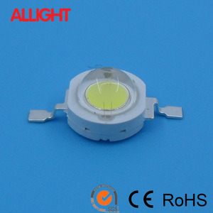Dongguan Zhiding high power 3W white led