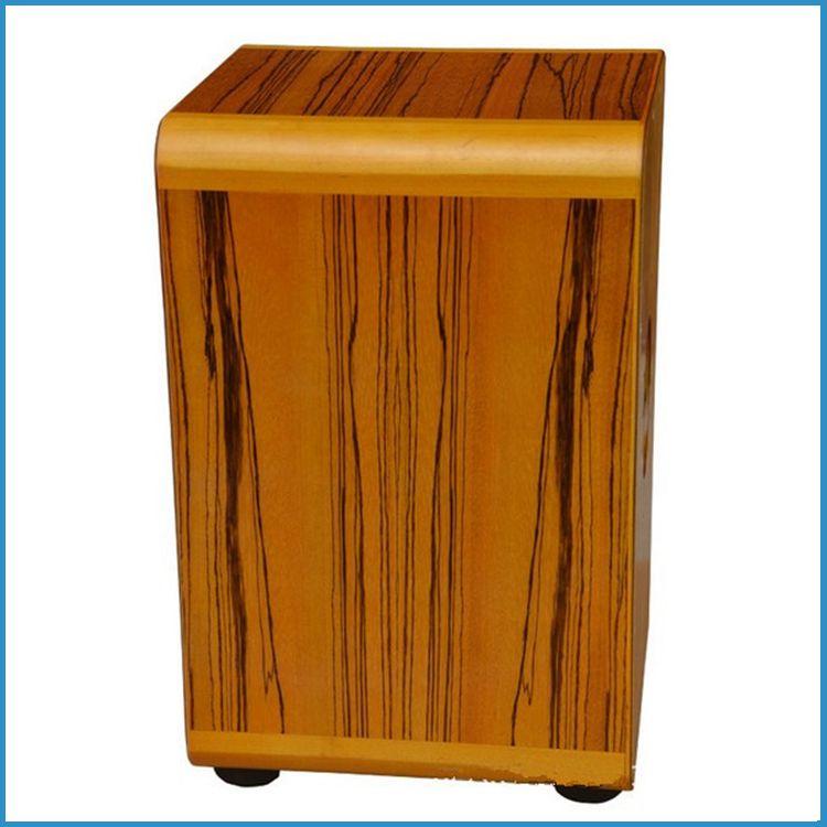 zebra wood Cajon Drum natural color hand drum box drum  sc 1 st  Tianjin Talents International Trade Co. Ltd. - Alibaba & zebra wood Cajon Drum natural color hand drum box drum View ... Aboutintivar.Com