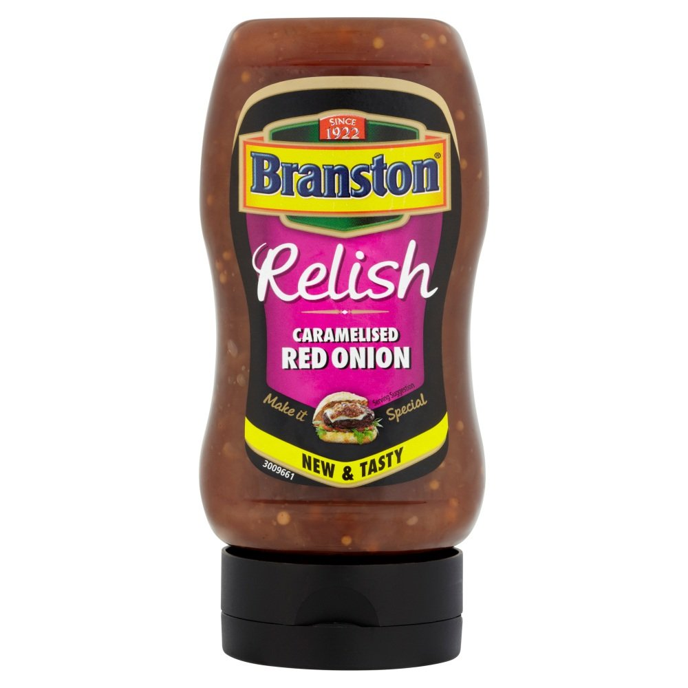 Original Branston Relish Caramelised Red Onion Imported From The UK England The Best Of English Relish British Relish
