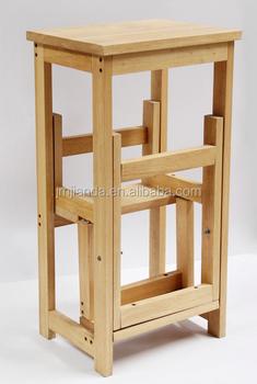 Swell Wood Step Ladder Stool Portable Folding Step Stool Baby Step Stool Buy Ladder Stool Wooden Folding Step Stool Compact Folding Step Stool Product On Spiritservingveterans Wood Chair Design Ideas Spiritservingveteransorg