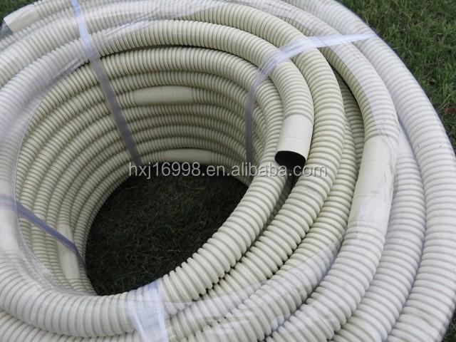 Plastic Water Drain Pipe Hose for Air Conditioner 50cm Long Gray, View Hose  for Air Conditioner, Haocj Product Details from Panan Jianshan Haocj