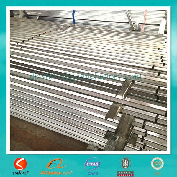 hot dipped galvanized studs and track steel keel for partition dry wall