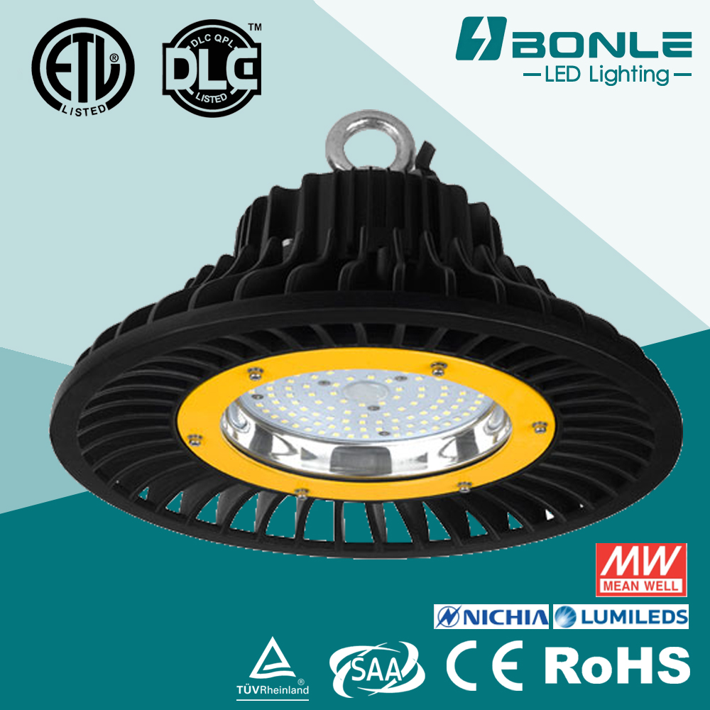 100-240v AC Well Driver Light,Led High Bay Light With Copper Heatpipe BN-HB280100-A