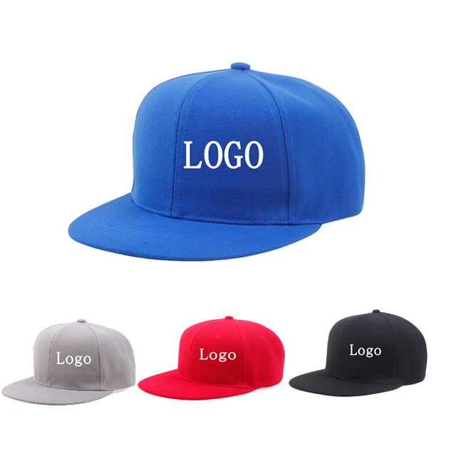 High Quality Embroidery Custom Snapback Hat For Wholesale