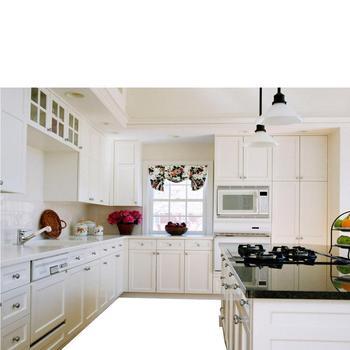Foshan Manufacturer U Shape Modular Kitchen Design Philippines