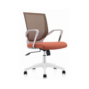 white color bargain best ergonomic design office furniture China QG1502B mesh office chair office furniture China