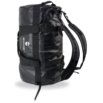 30l 60l 90l Water Resistant Combined Backpack Dry Bag For Sports And Travel Waterproof Duffel