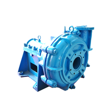 250ZJ coal washing plant silver diamond mining slurry pump
