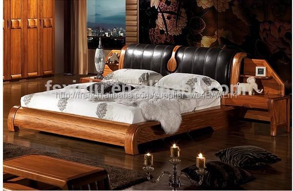 Chambre baroque/meubles en bois massif chambre/new design meubles ...