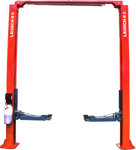 2014 hot sale Clear Floor Two Post Lift car hoist used car lift TLT 235SC cantilever car parking lift