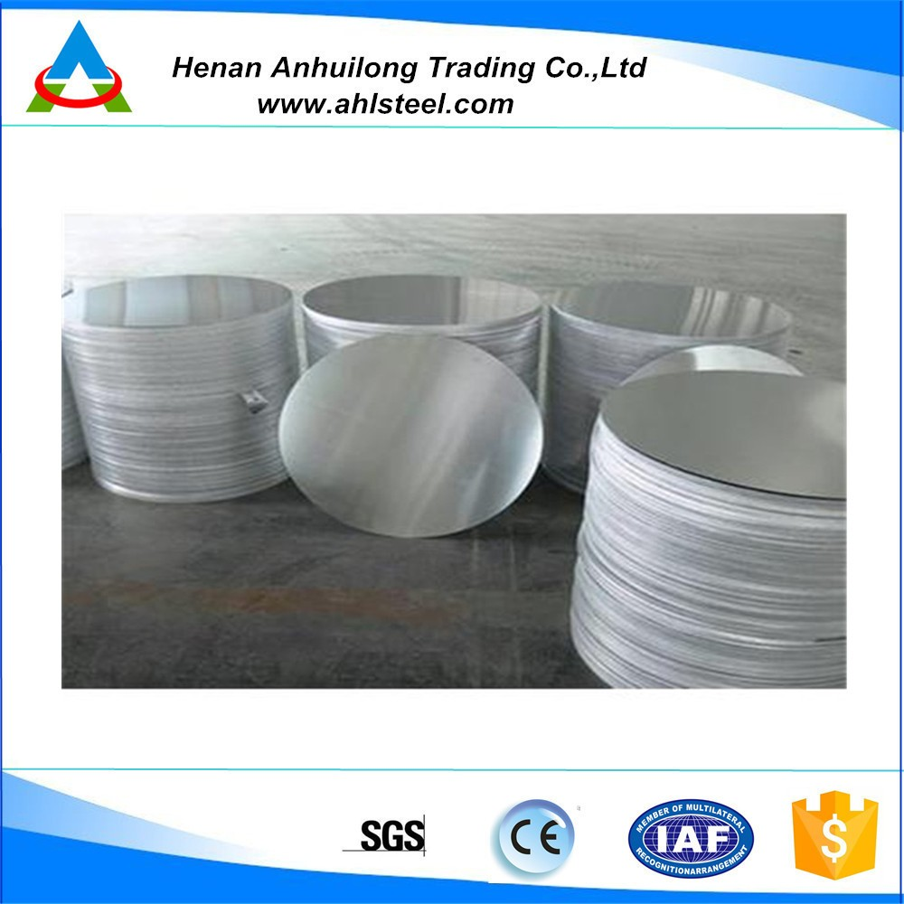 Cold rolled stainless still circle DDQ quality
