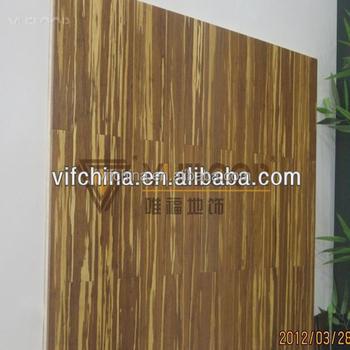 Engineered Bamboo Zebra Wood Flooring Buy Zebra Wood Flooring