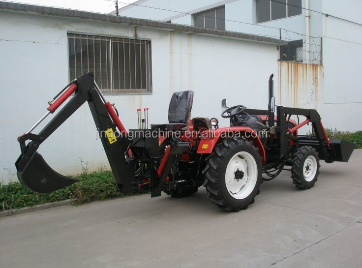 Mini Traktor Mit Frontlader : 4wd china billige mini 50ps traktor mit frontlader und ~ Kayakingforconservation.com Haus und Dekorationen