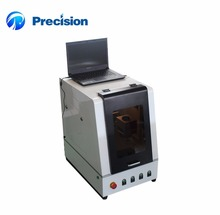 Mini 20W fiber electronic laser marking machine reasonable price hot sale for printed circuit board,chip,mobile phone shell